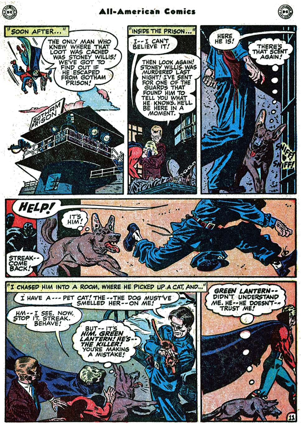 Read online All-American Comics (1939) comic -  Issue #99 - 13