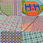 Cross Stitch Patterns - Point de Croix Moderne