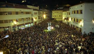 Rompida de la hora de Andorra (Teruel)