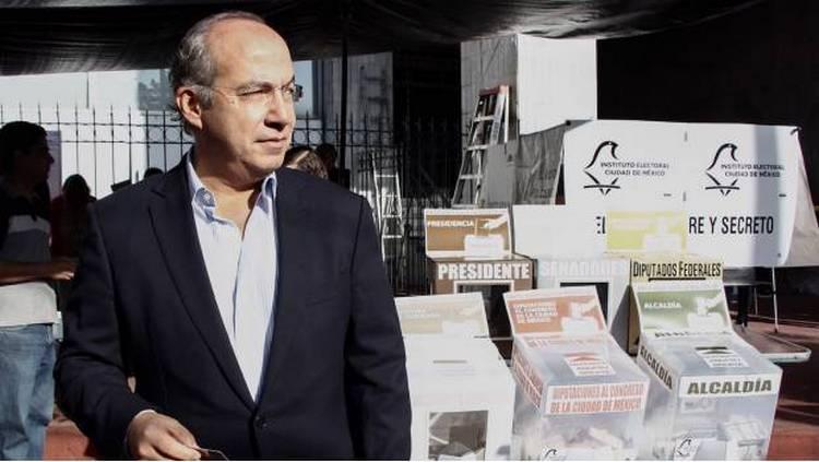 """Advierte fundación que tendrá """"menos recursos"""" sin la """"donación"""" que reciben de Calderón"""