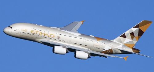 А-380 самый большой из пассажирских самолетов