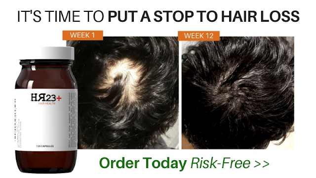 hair growth supplement by HR23+