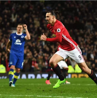 Zlatan Ibrahimovic pfa player of the year 2017 nominee