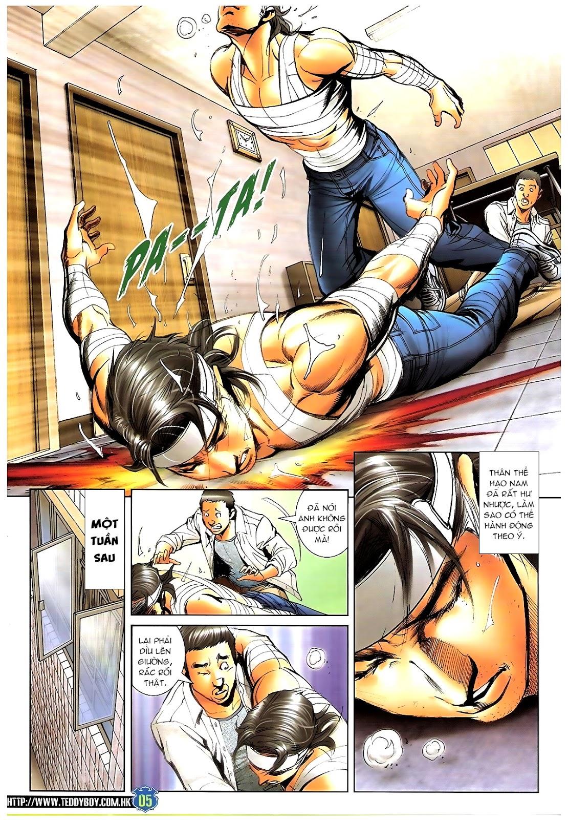 Người Trong Giang Hồ - Chapter 1390: Tự tìm đường chết - Pic 4