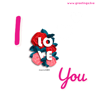 Tow love hearts creative I love you proposal image HD png