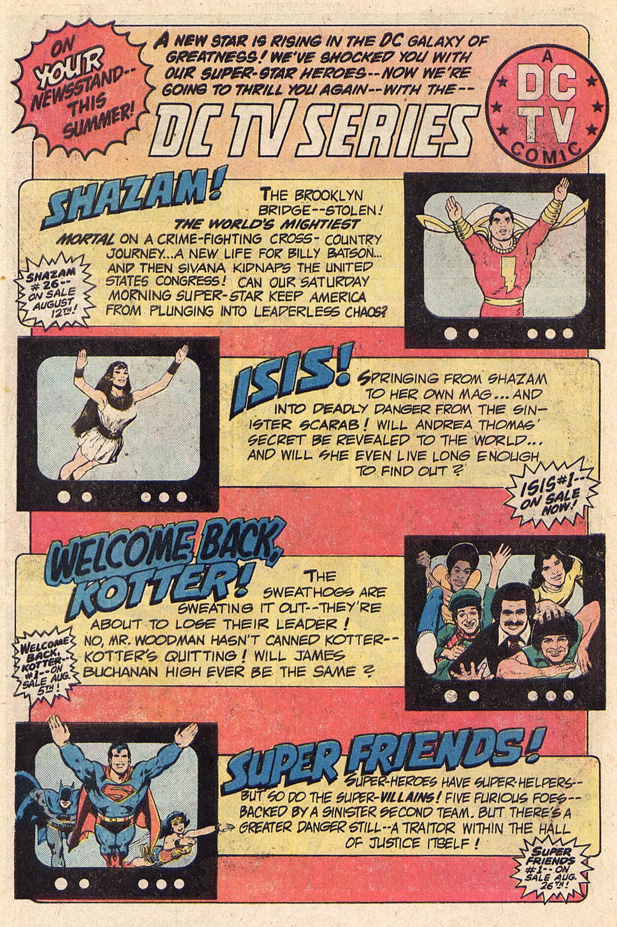 Read online World's Finest Comics comic -  Issue #241 - 11