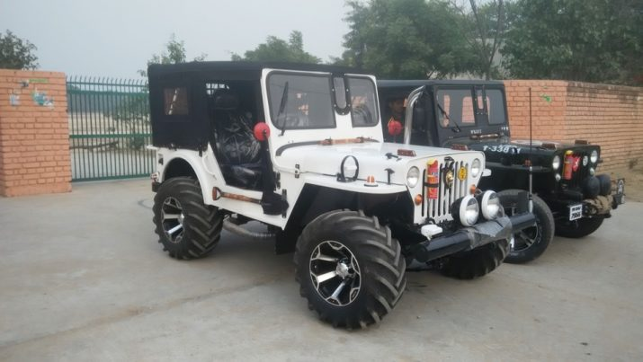 Modified Open Jeeps? Dabwali is the Best Place to Buy One ...