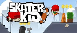 Kaykaycı Çocuk - Skater Kid