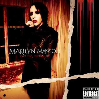 Pochette de Marilyn Manson - Eat Me, Drink Me