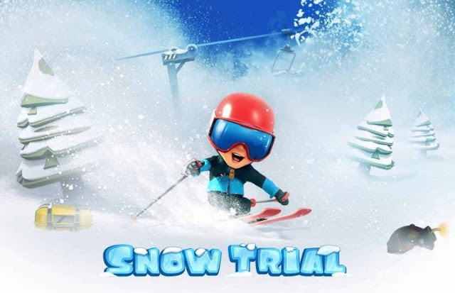 Download Snow Trial Mod Apk Unlimited Cash and Money