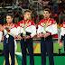 Dezesseis anos depois, equipe russa volta ao pódio olímpico