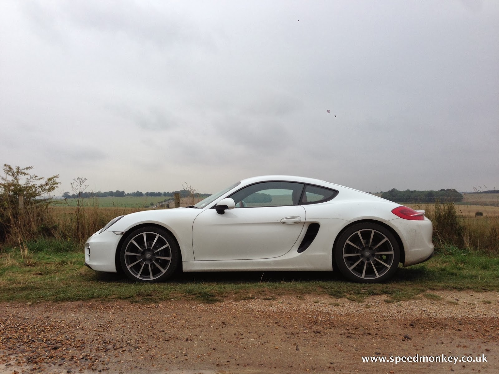Speedmonkey Porsche Cayman 981 Review