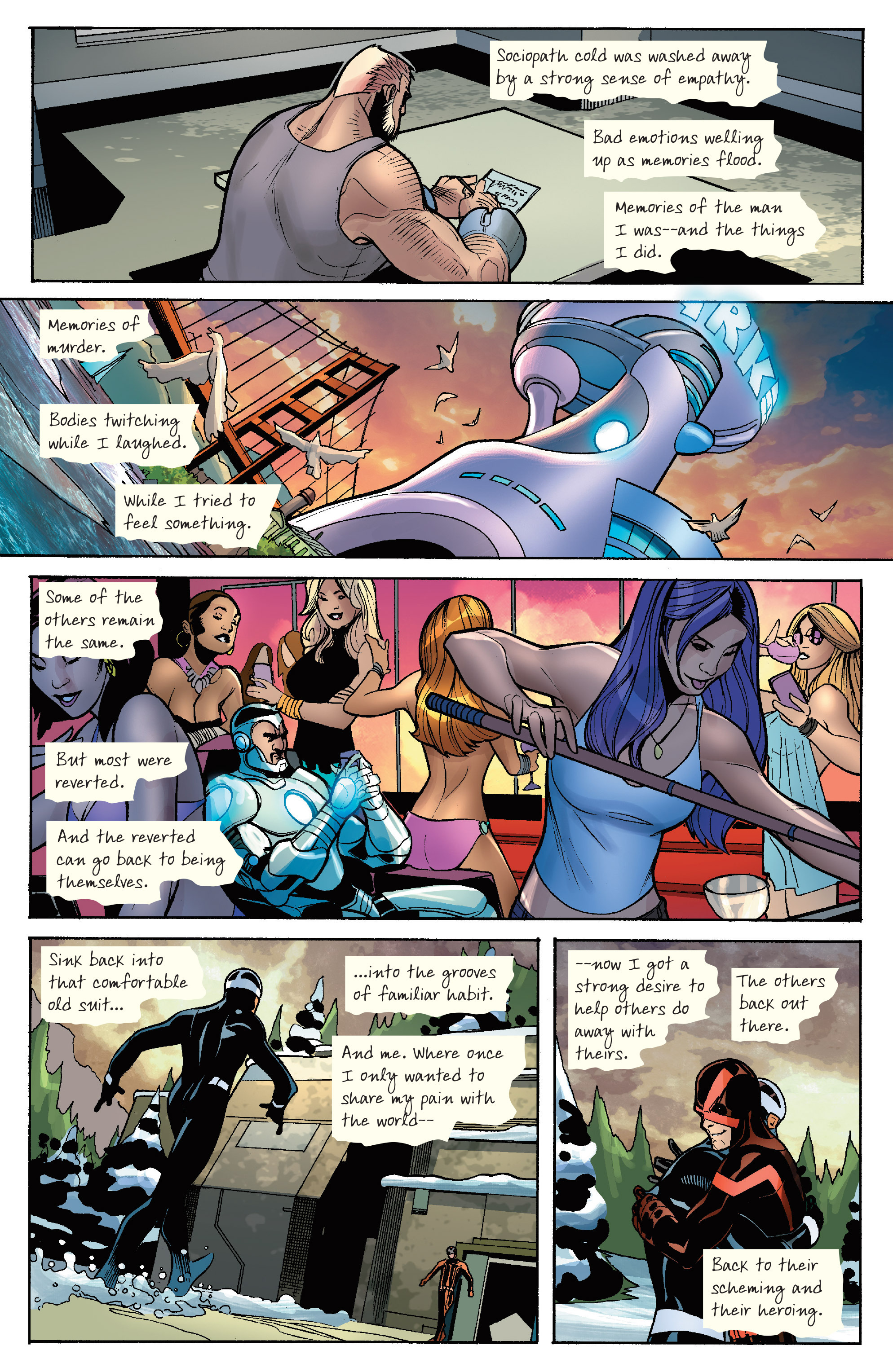Read online Avengers & X-Men: AXIS comic -  Issue #9 - 38