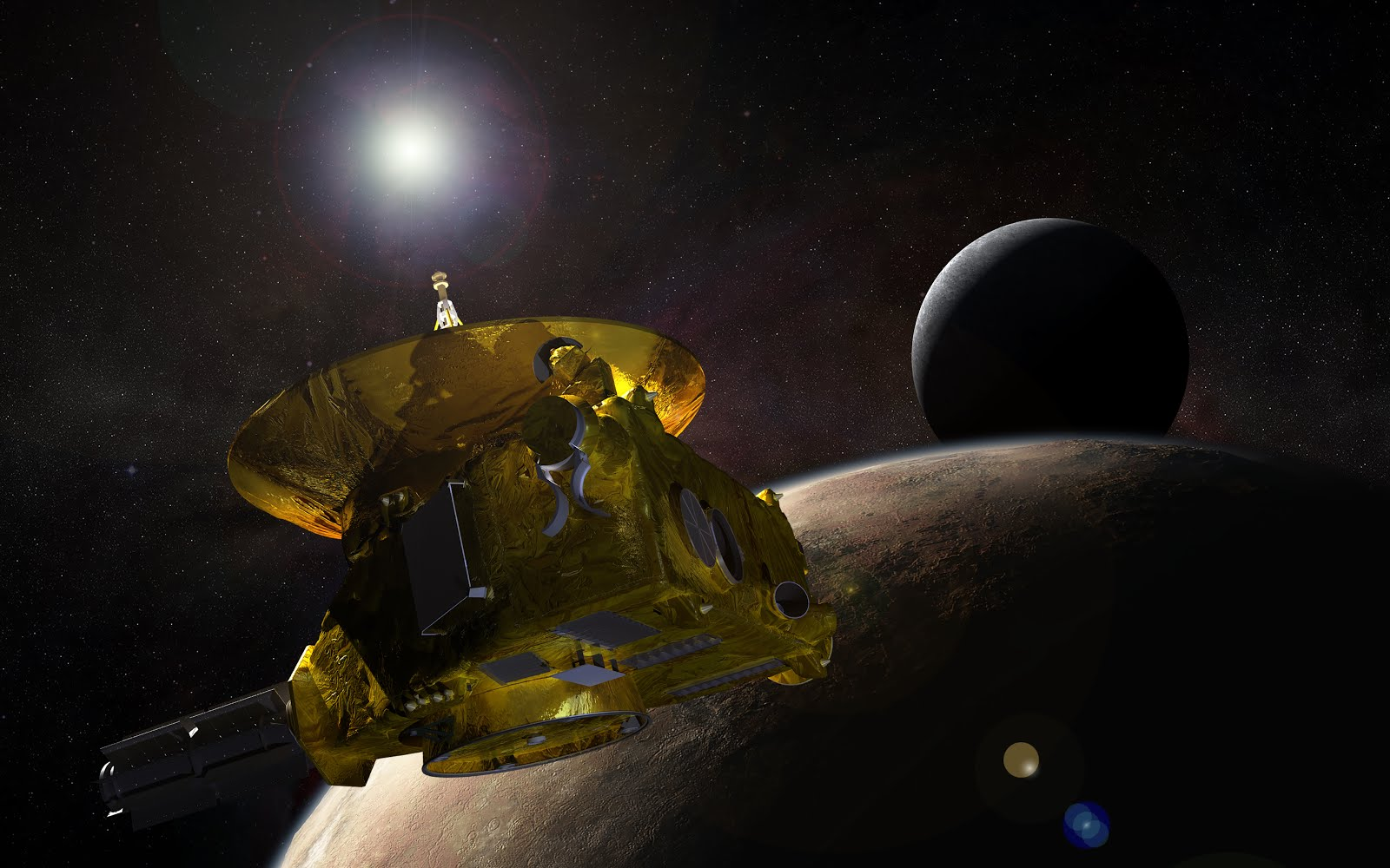 New Horizons: le prossime frontiere