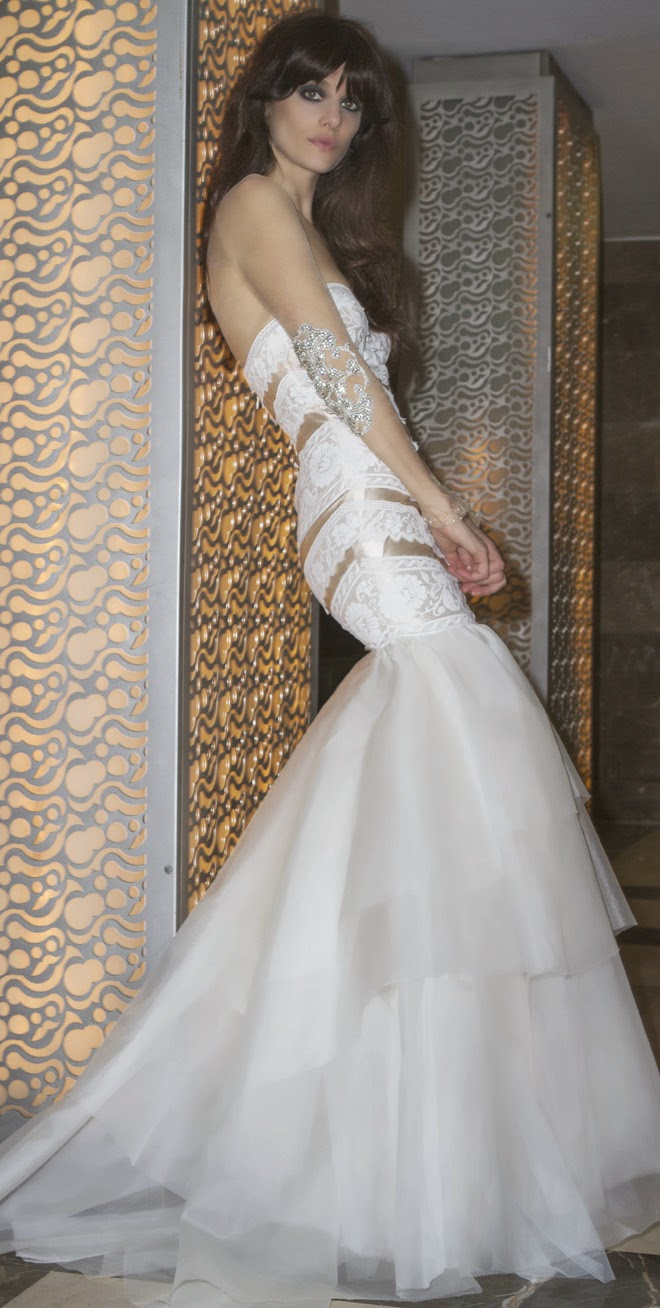 Zahavit Tshuba 2015 Bridal Collection Belle The Magazine