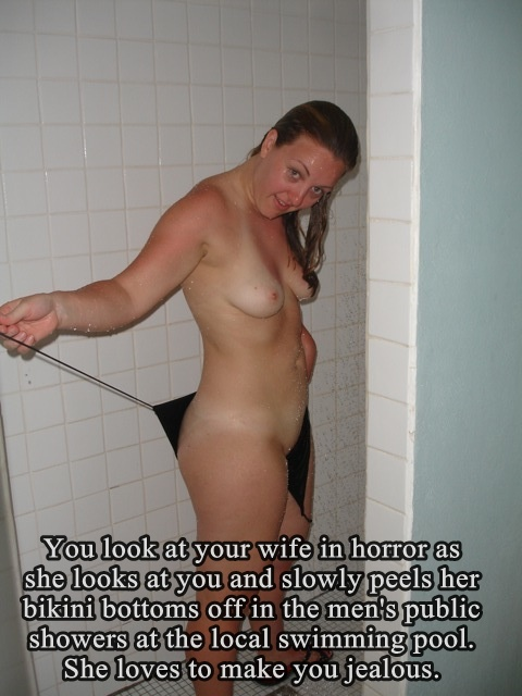 Obviously oblivious cuckold fuck and creampie captioned consider, that