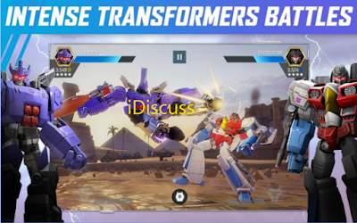 Transformers Forged to fight unlimited Money