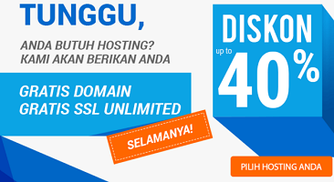 hosting domain niagahoster
