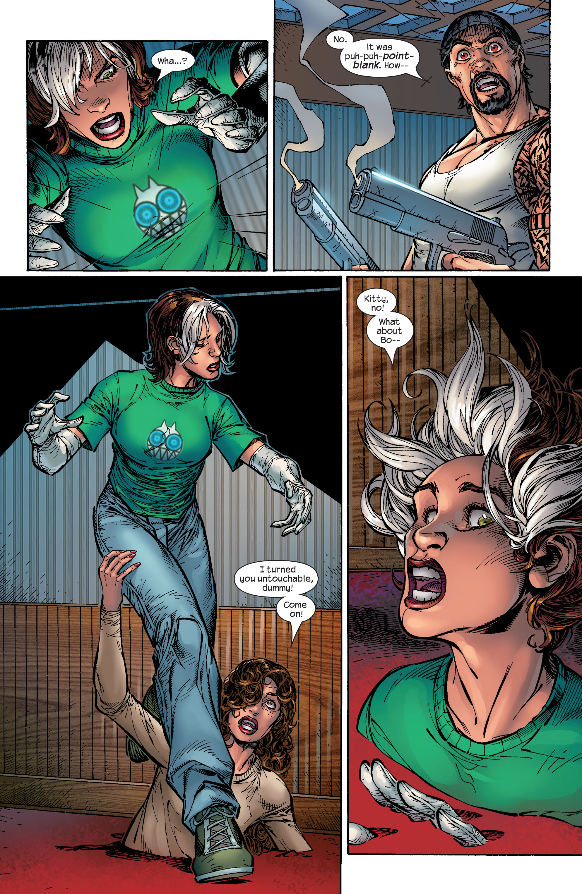 Read online Ultimate X-Men comic -  Issue #49 - 11