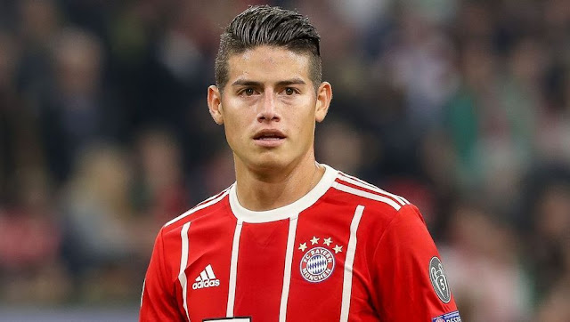 James Rodriguez donne son pronostic pour PSG-Real