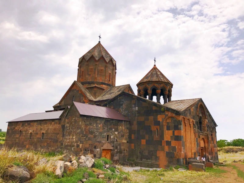Visit Hovhannavank Monastery on your Trip to Armenia