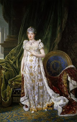 Empress Marie-Louise by Jean-Baptiste Isabey, 1810