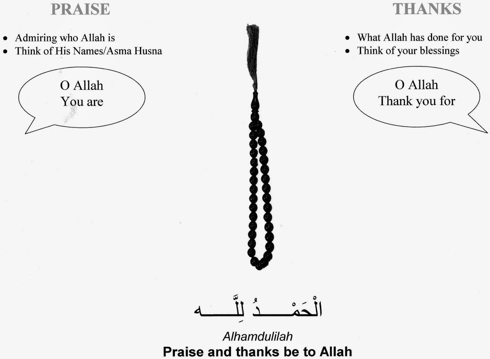 Islam From The Start Alhamdulilah