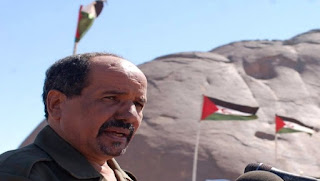 Le polisario se fait petit face au Maroc.