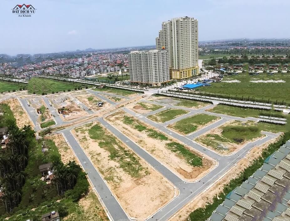 Đất đang được thu hồi và bán cho nhà đầu tư