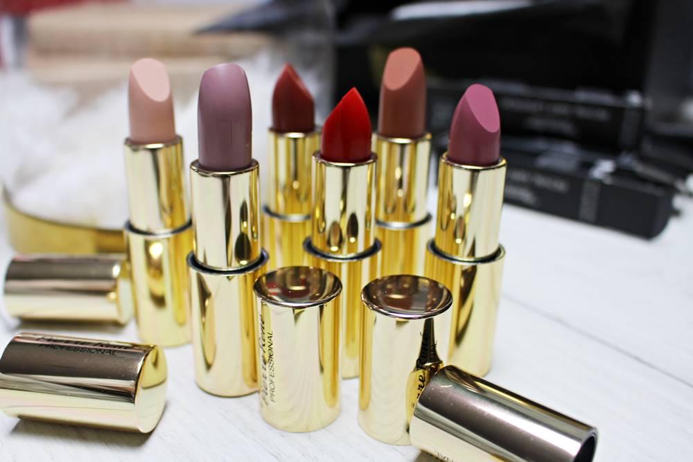 pomadki pierre rene royal mat lipstick