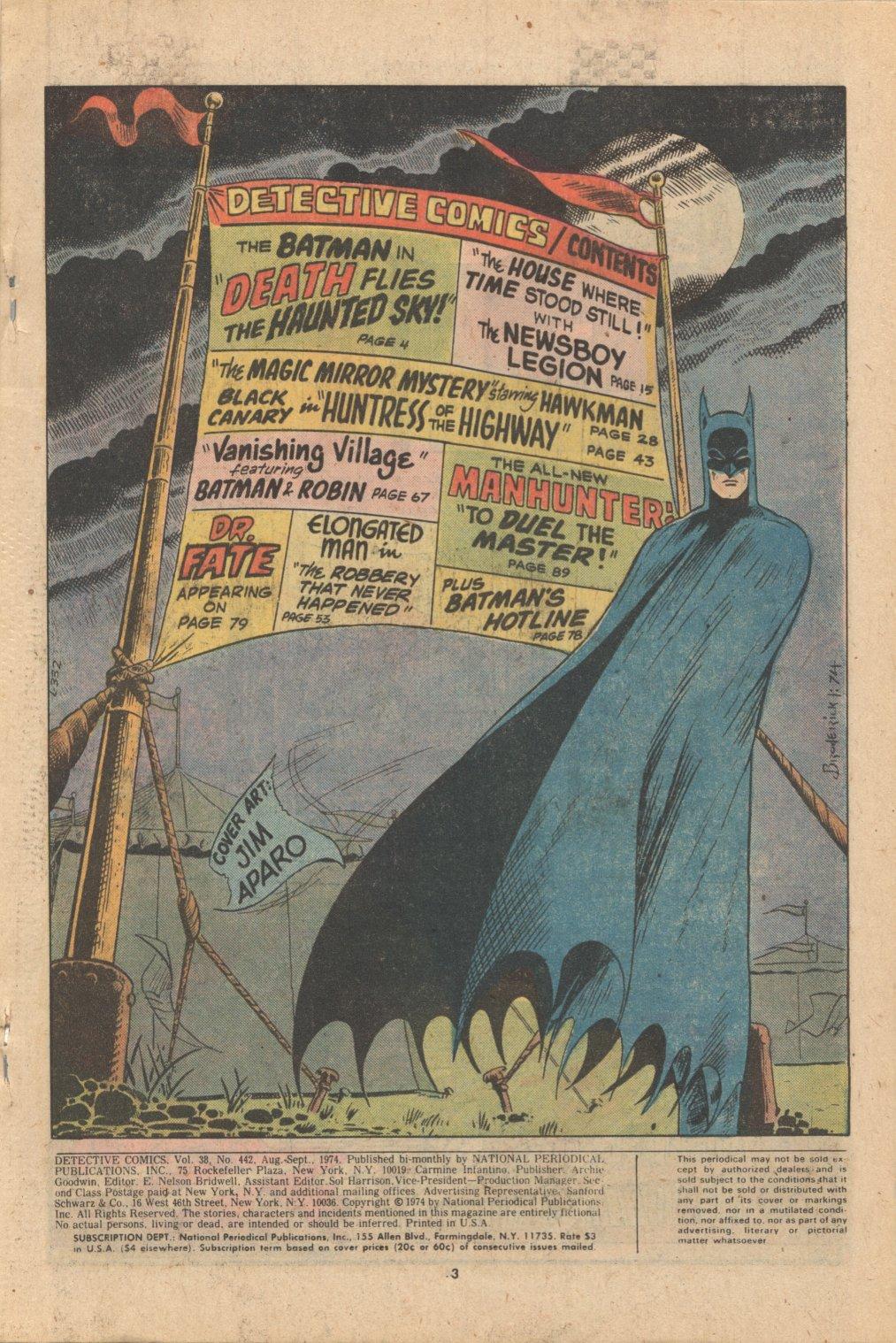 Detective Comics (1937) 442 Page 2
