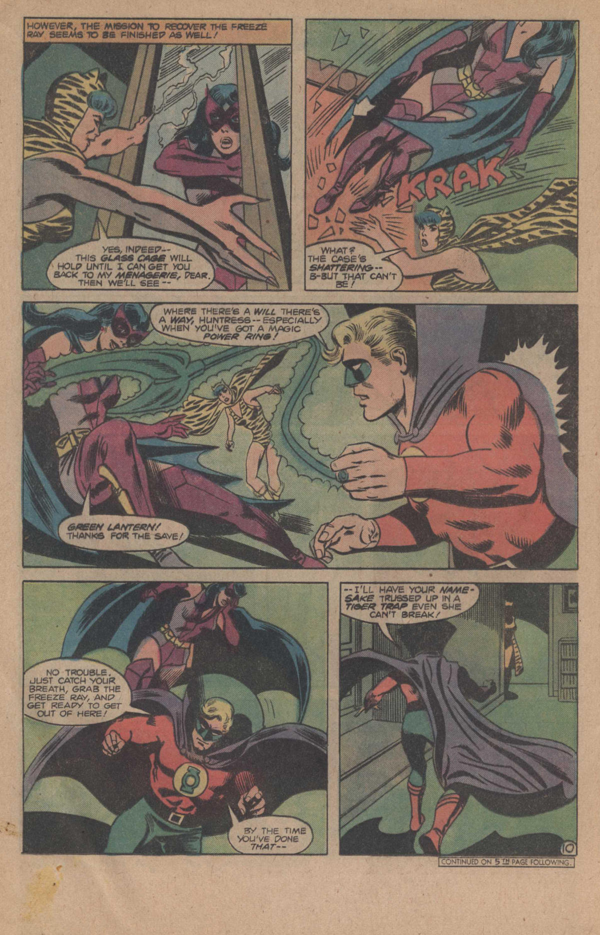 Read online All-Star Comics comic -  Issue #73 - 16