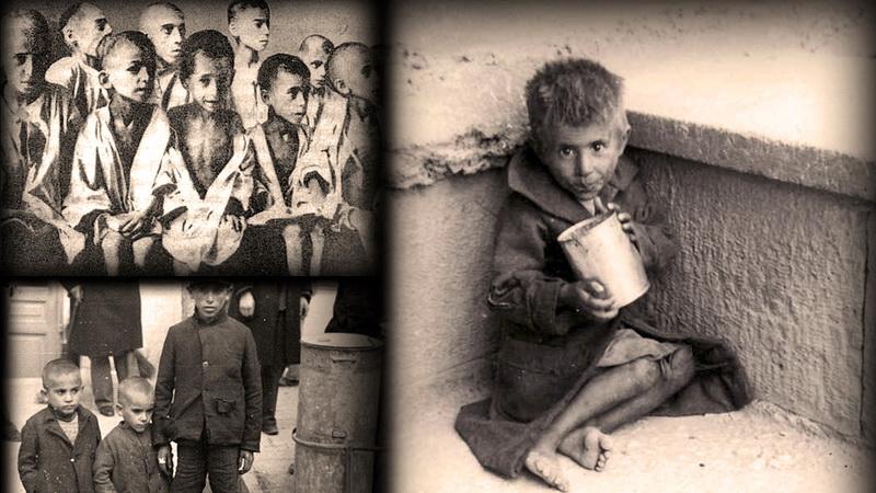 Η πείνα στα χρόνια της Κατοχής. Γιατί η Ελλάδα το 1940 δεν είχε να θρέψει τα παιδιά της;