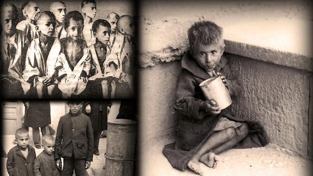 Αποτέλεσμα εικόνας για κατοχη πεινα