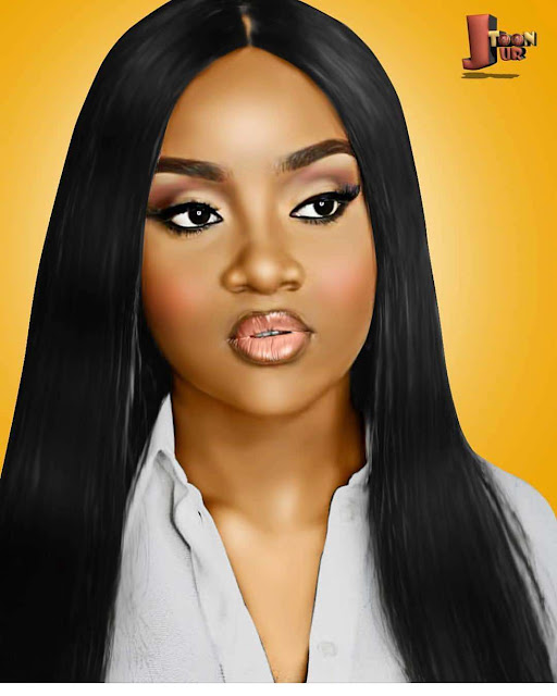 Chioma Avril Roland also known as Chef chiwho is probably one of the most popular women in Nigeria at the moment as this is simply because of how her famous singer boyfriend, Davido flaunts her name and person proudly.
