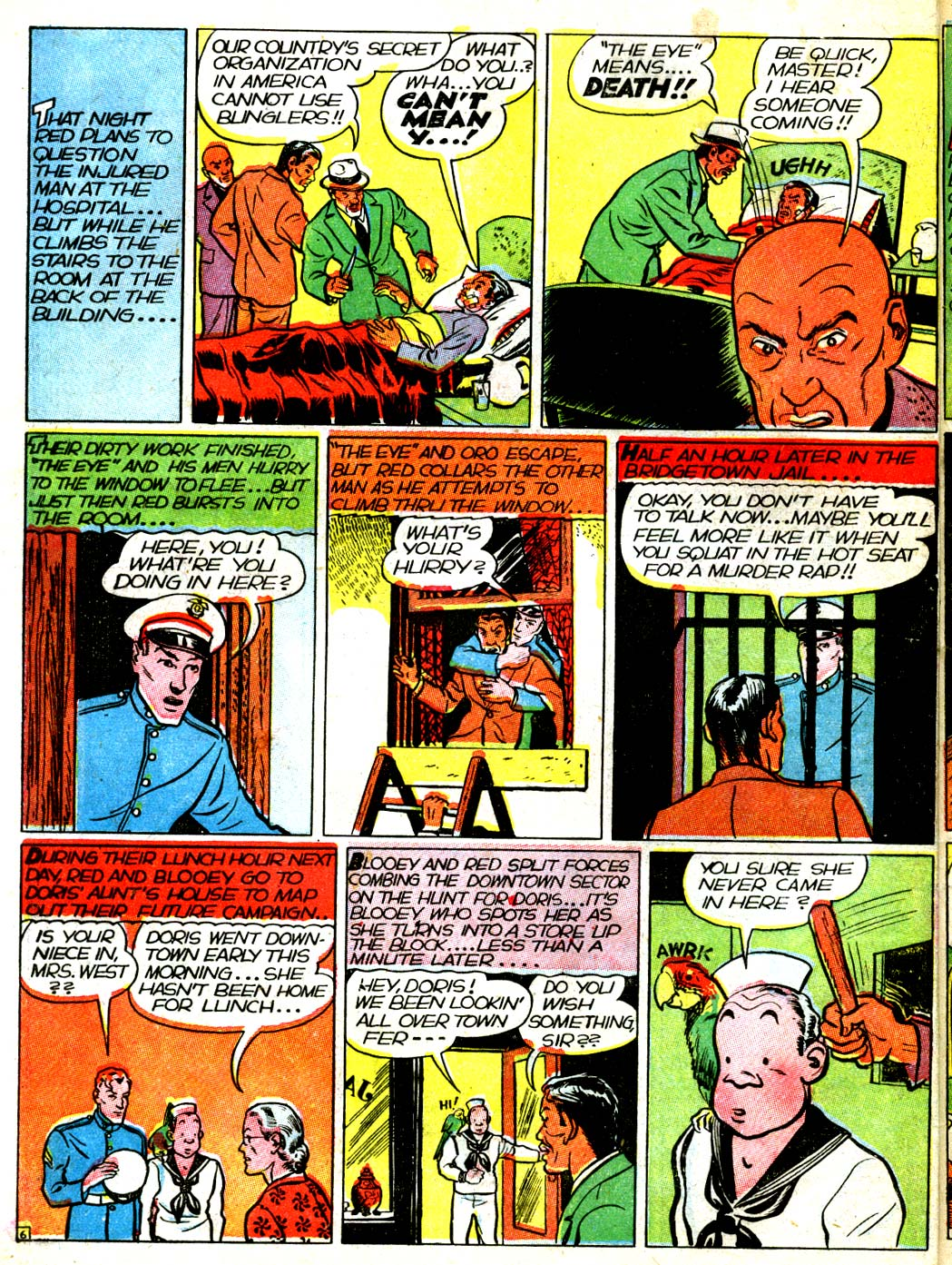 Read online All-American Comics (1939) comic -  Issue #6 - 8