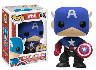 Pop! Marvel: Captain America (Bucky Cap).