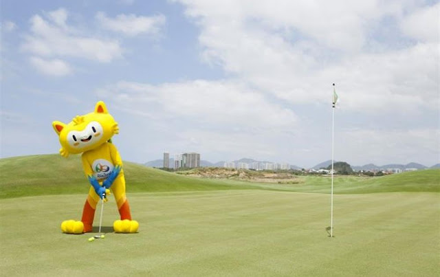 Golf-in-Rio-Games