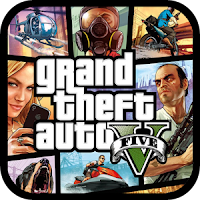 Gta 5 android apk   obb data highly compressed 670mb download