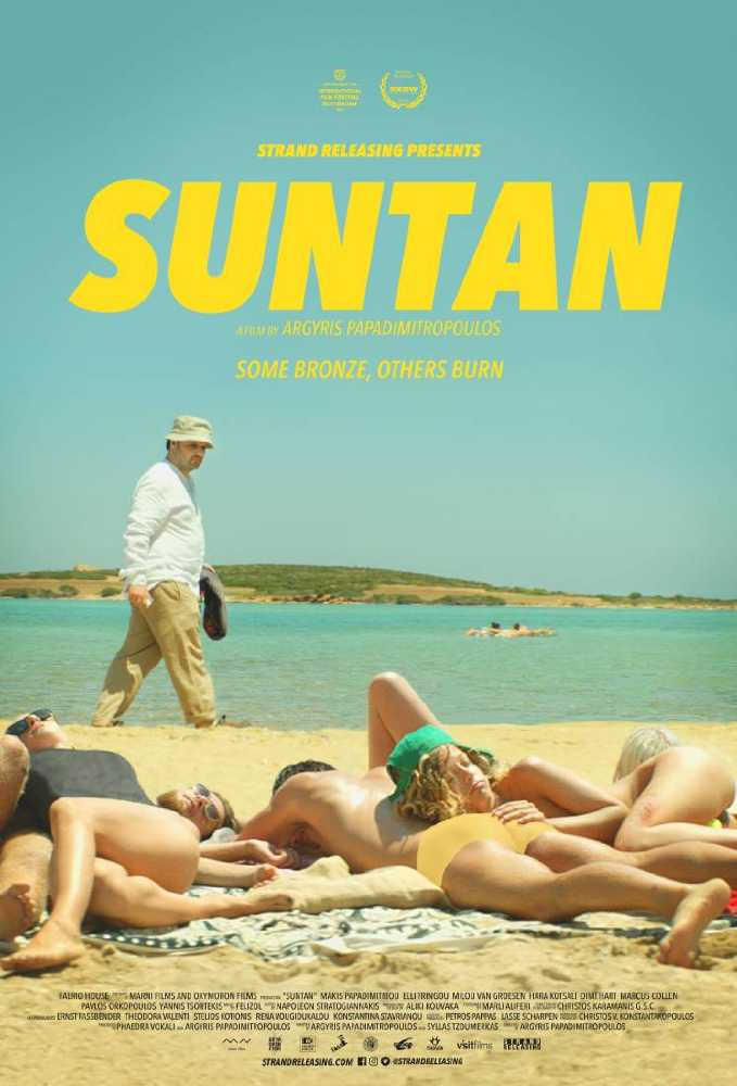 Film Semi barat Suntan (2016)