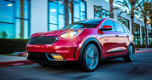The 2017 KIA Niro is the first of its kind!