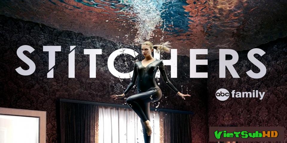 Phim Kí Ức Phá Án Tập 10 VietSub HD | Stitchers 2015