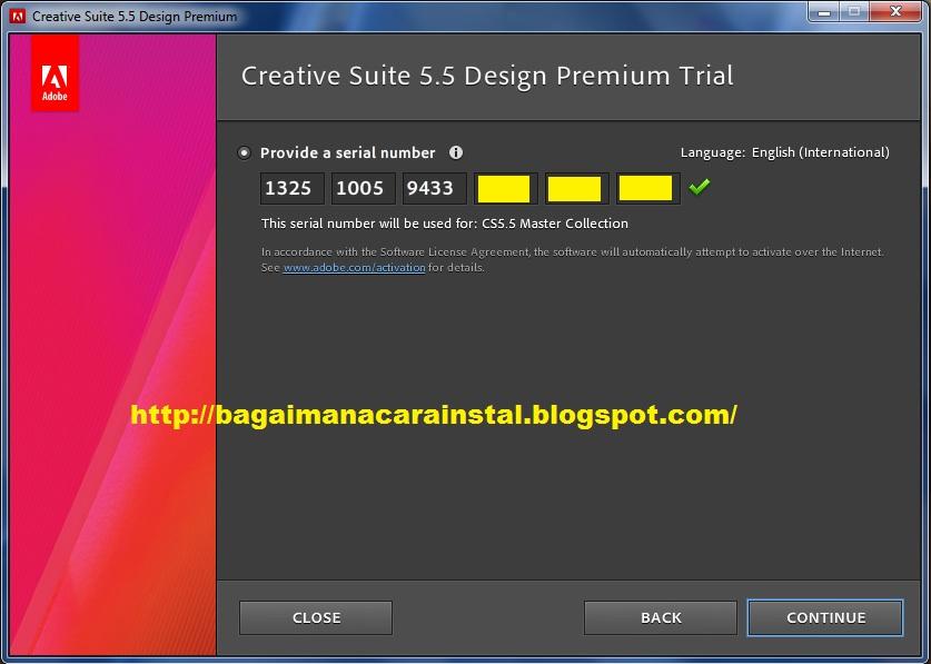 Adobe Creative Suite 5 Design Premium release notes