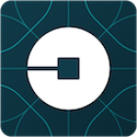 Uber Icon Logo