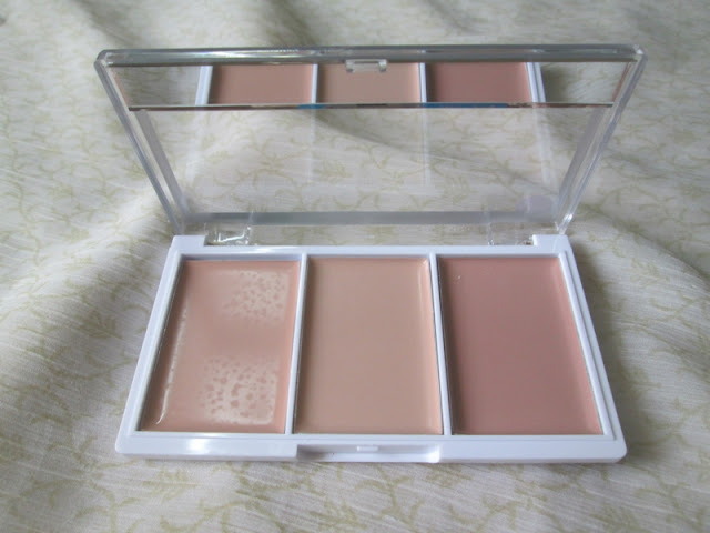 MUA Pro-Base Conceal & Brighten Kit Natural- Medium Rose Review, Pictures & Swatches