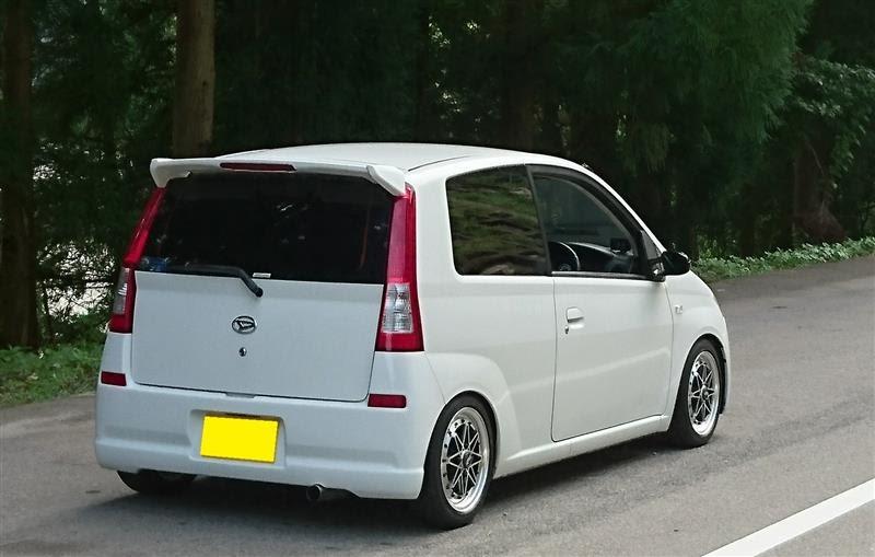 Daihatsu Cuore, L251, VI, niedrogie, miejskie auto