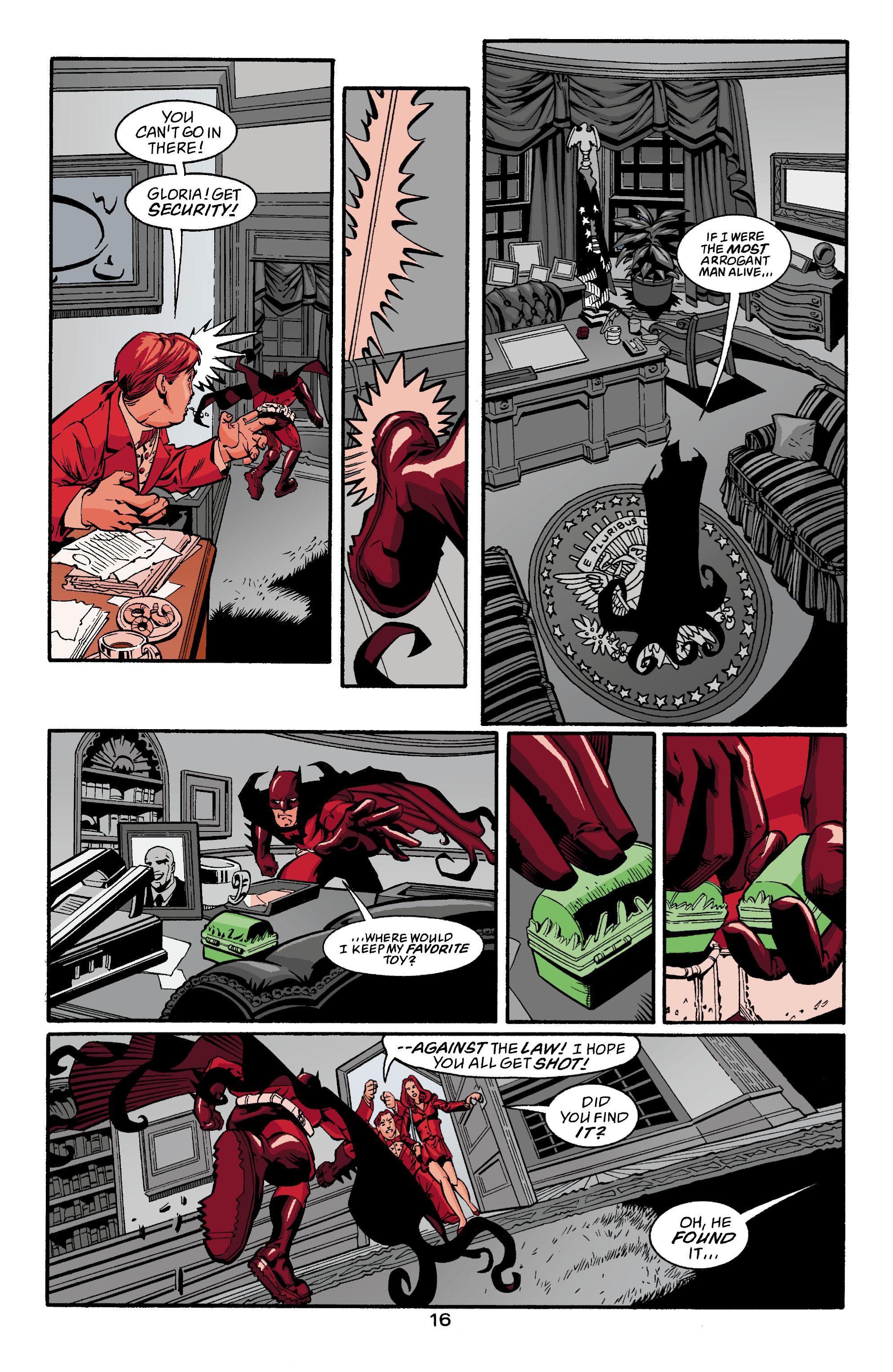 Detective Comics (1937) 756 Page 16