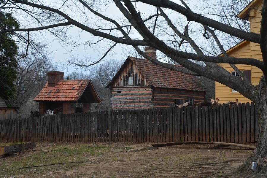 Retour dans le temps à Old Salem