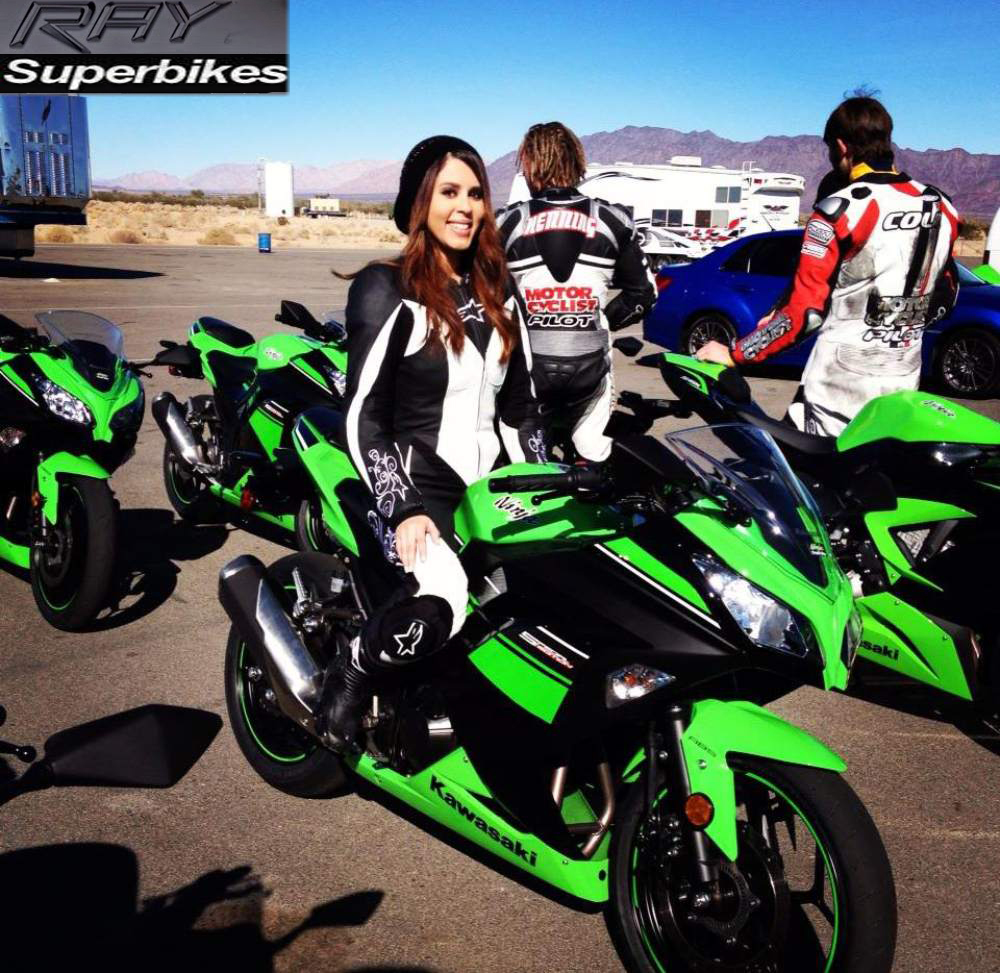 kawasaki women Action kawasaki yamaha is a dealer of new and pre-owned atvs, motorcycles, utvs and personal watercraft, located in bradenton, fl we carry the latest kawasaki, yamaha, can-am, sea-doo and ktm models.