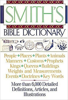 Smith's Bible Dictionary by William Smith PDF Book Download